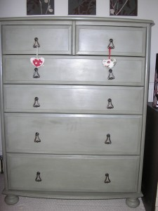 Natalies bedroom Chest of drawers