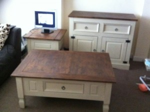 Alisons own furniture reloved by Preloved x